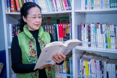 最美母亲刘歆莉   教子有方:女儿考取美国博士生