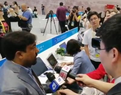 境外媒体记者纷纷点赞亚洲文明对话大会