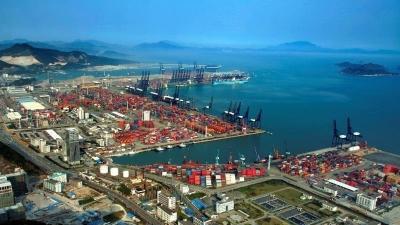 一季度深圳外贸出口增长2.8%  占同期全国出口总值9.8%