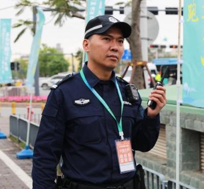 """每日警星   翁祖庆:文武双全的警营""""大管家"""""""