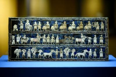 香港文化博物馆展出大英博物馆百组馆藏珍宝