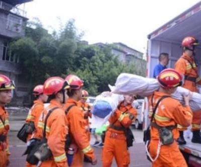 四川長寧抗震救災工作重點轉向恢復重建