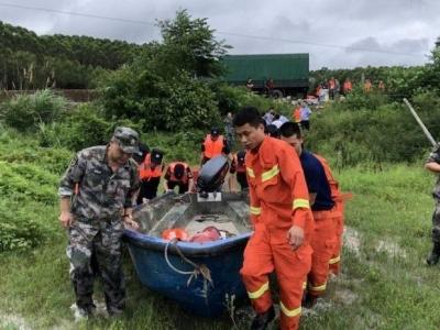 直升机、高空绳索……河源洪灾救援进行时!
