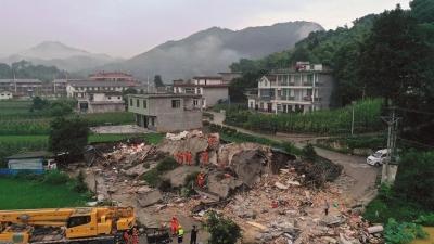 滚动 | 救援争分夺秒进行中!四川宜宾地震已致13死200伤