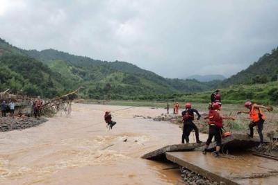 河源暴雨致14万人受灾,死亡人数升至13人