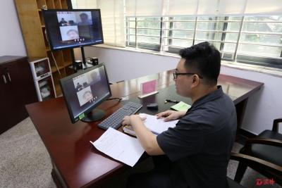 快捷方便节约成本 东莞大朗法庭利用微信平台进行视频调解