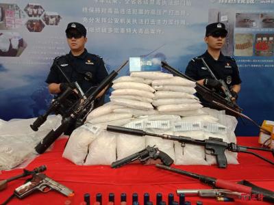 广东毒品犯罪案件呈连年下降趋势