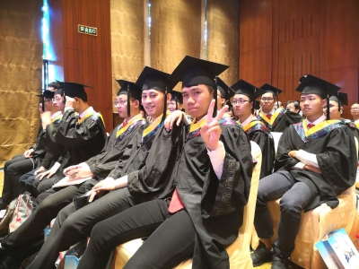 創新應用型新工科教育模式!粵港機器人學院迎來首批畢業生