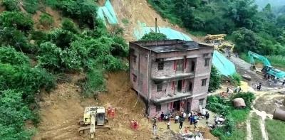 地质灾害发生有这些前兆,请提前做好防范工作!