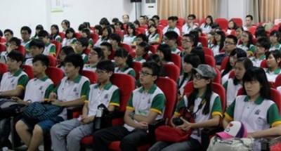 澳门高教局组织大学生赴内地参访交流