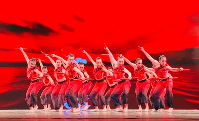 131名台湾青少年来粤研习舞蹈