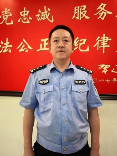 每日警星丨崔桂林:监管战场的老军医