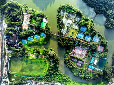 粵港澳大灣區青少年網球精英賽場地提前看
