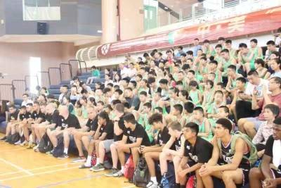 福田區這場活動,事關中美籃球文化交流