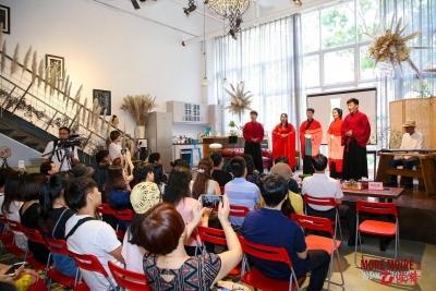 多項公益文化活動陸續上演,第四屆五感之旅藝術生活節開幕