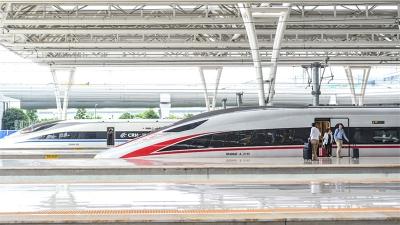 """中国力量︱京沪高铁:引领""""中国高铁""""成为闪亮国家名片"""