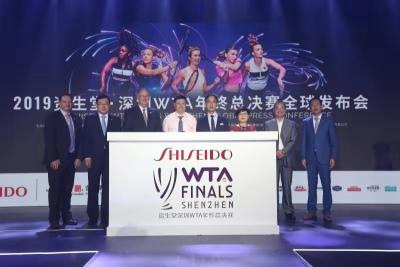 深圳WTA年終總決賽10月27日開賽
