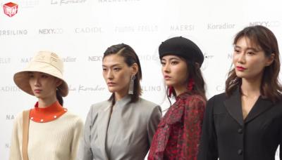 視頻 | 于都10家自主品牌現身2019時尚深圳展