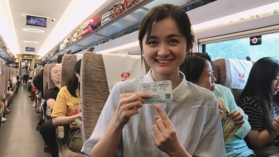香港到重庆有高铁了!途经深圳桂林贵阳,全程约7.5小时