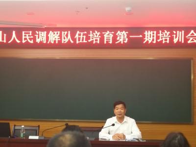 老党员戴南泉7年来成功调解矛盾纠纷1200多宗