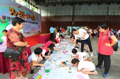 让儿童学会自我保护 深圳社工在7个社区开展了这个项目