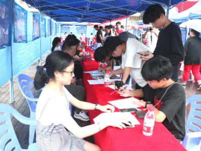 东莞大朗581个岗位揽大学毕业生,只招到78人