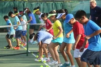 盛況空前!首屆粵港澳大灣區青少年網球精英賽約你來戰