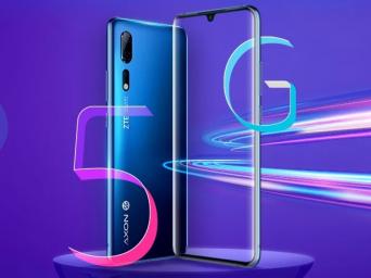 今天,中国市场启动5G手机销售!中兴通讯拔得头筹