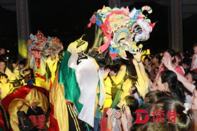 """""""乌石岩的传说""""民俗歌舞寻根,石岩开展为期一周的民俗文化展演"""