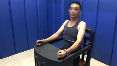 """中山警方通報""""任達華被捅傷""""案件:嫌疑人存在精神障礙"""
