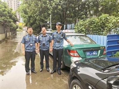 异地出租车在深圳不打表、乱开价?严查严罚违法营运!