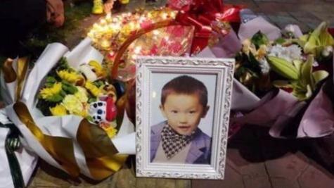 斑马线上被撞,四岁的他捐出了全部器官……撞他的司机却弃车逃逸