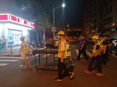 每晚都會巡查!寶安福海街道啟動露天燒烤夜查行動