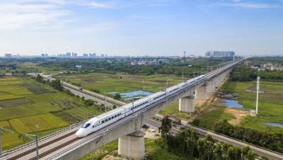 《湛江铁路枢纽总图规划》正式获批!未来将有5条高铁汇聚湛江