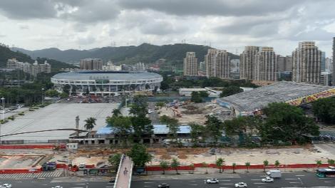 更新 拆除中的深圳体育中心突然坍塌,3名被困人员因伤势过重死亡