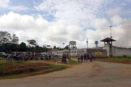 巴西监狱帮派互斗致57死:16人遭斩首,其他人被烧死