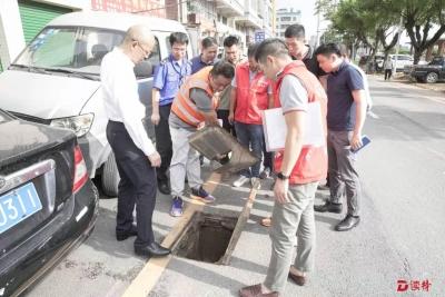 马田街道打响污染防治攻坚战,向辖区民众交出一份满意答卷