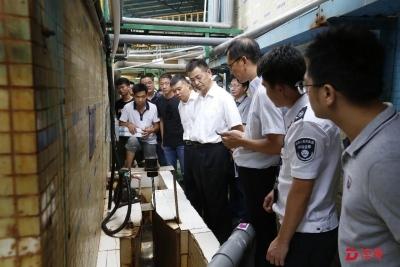 31项环境问题有了破解之法!深圳市生态环境局开展污染防治攻坚战调研服务