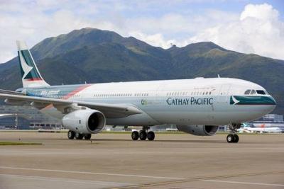 民航局向香港国泰航空发出重大航空安全风险警示