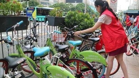 征求意见了!深圳拟进行共享单车立法,违规可罚十万