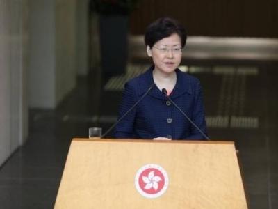 林郑月娥答记者问:深圳建设先行示范区,对香港有积极正面作用