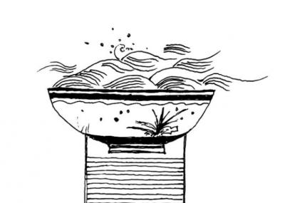 粥的暖和涼