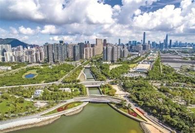 图说《中共中央 国务院关于支持深圳建设中国特色社会主义先行示范区的意见》