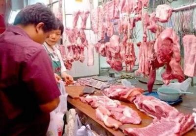 内地活猪暂停供港3天,港瘦肉价格猛涨近每斤100港元