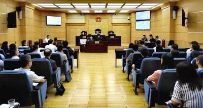 近年来首次!深圳50余名局处级领导干部一起上法治课