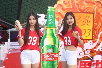 中秋夜深圳队球迷畅享体育盛宴 青岛啤酒加码超精彩送啤酒月饼