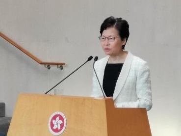 林郑月娥呼吁:放下分歧和矛盾,一起努力让香港走出困境