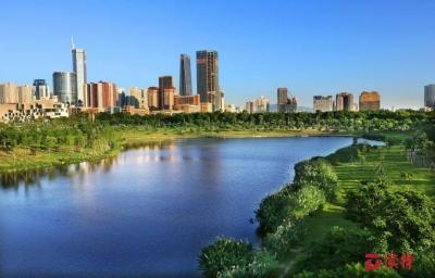 直飲水全覆蓋、25公里碧道……福田打造大灣區水生態典范城區
