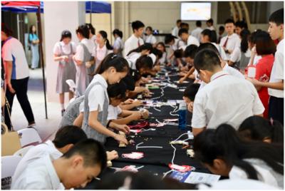5G校园来了!深圳这所新学校的揭牌仪式全球直播