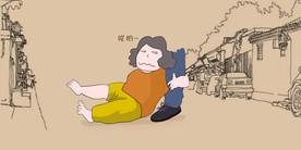 虚空碰瓷?深圳宝安一男子谎称自己被泥头车撞到,事实是……